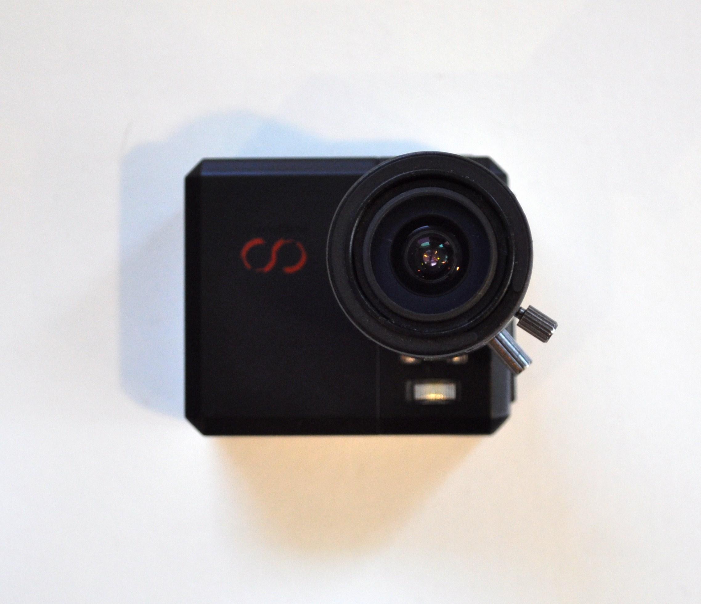 Camone Infinity Hd 2 8mm 12mm Varifocal Megapixel Lens