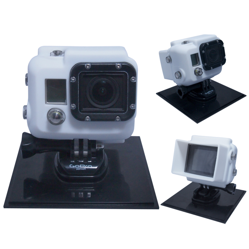 GoPro HD HERO 3 Silicon Case Cover - 303.0KB