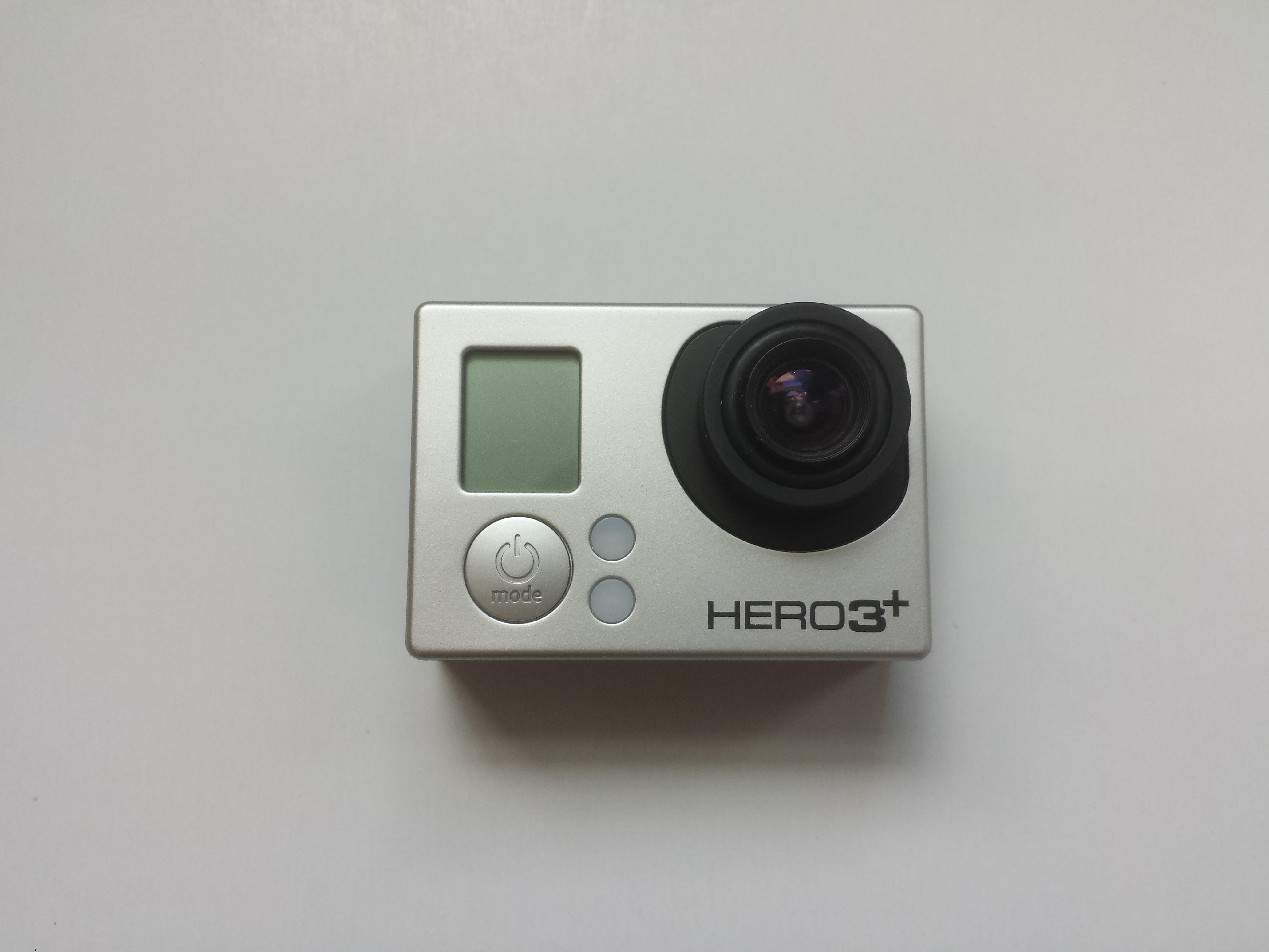 GoPro HD HERO 4 Black Edition Customized Modified Infrared Lens Novo