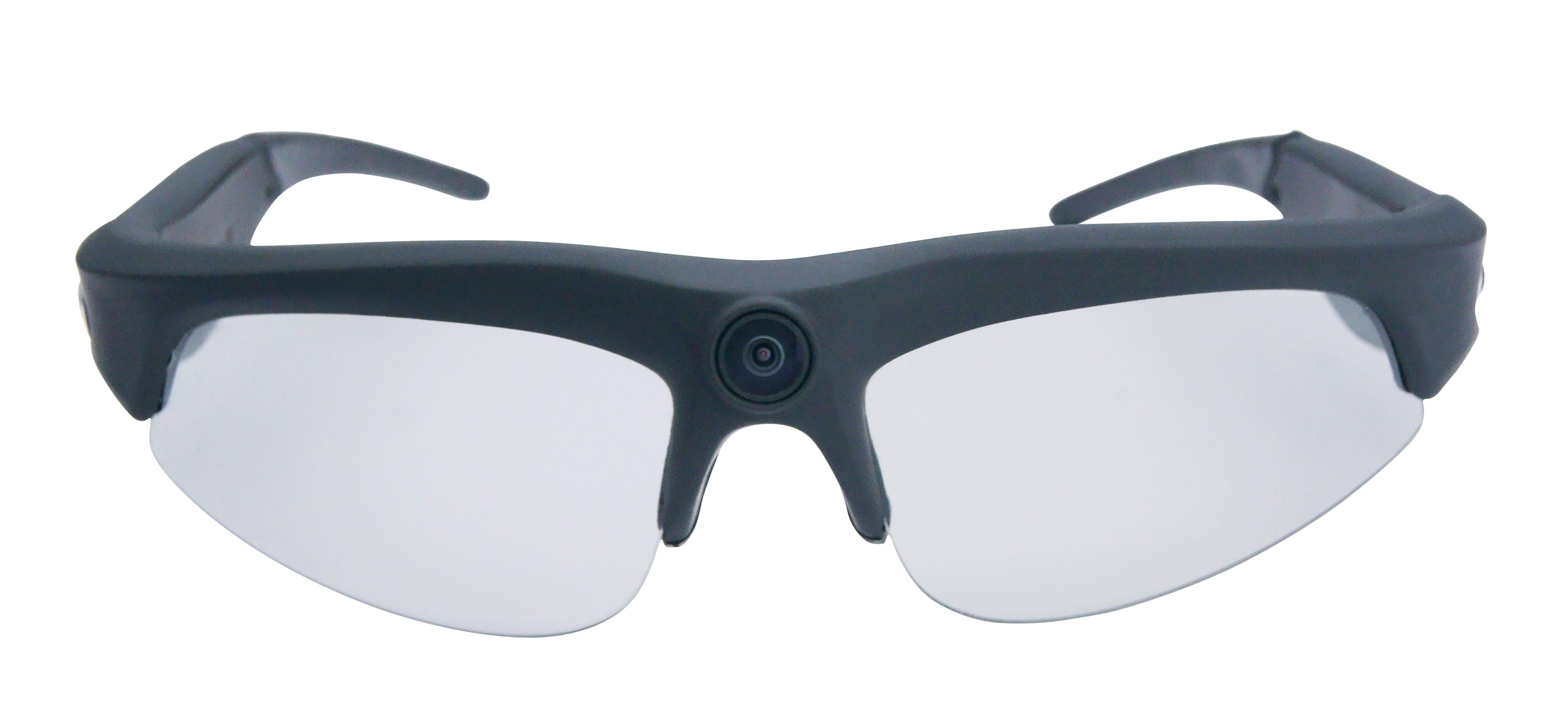 HD 720P Sunglasses Covert Video Camera Eye Glasses - Wide Angle ...